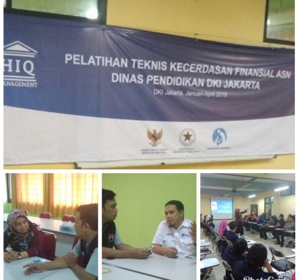 IGI : Kecerdasan Finansial Guru Diasah melalui PelTek Bersama HIQ Management
