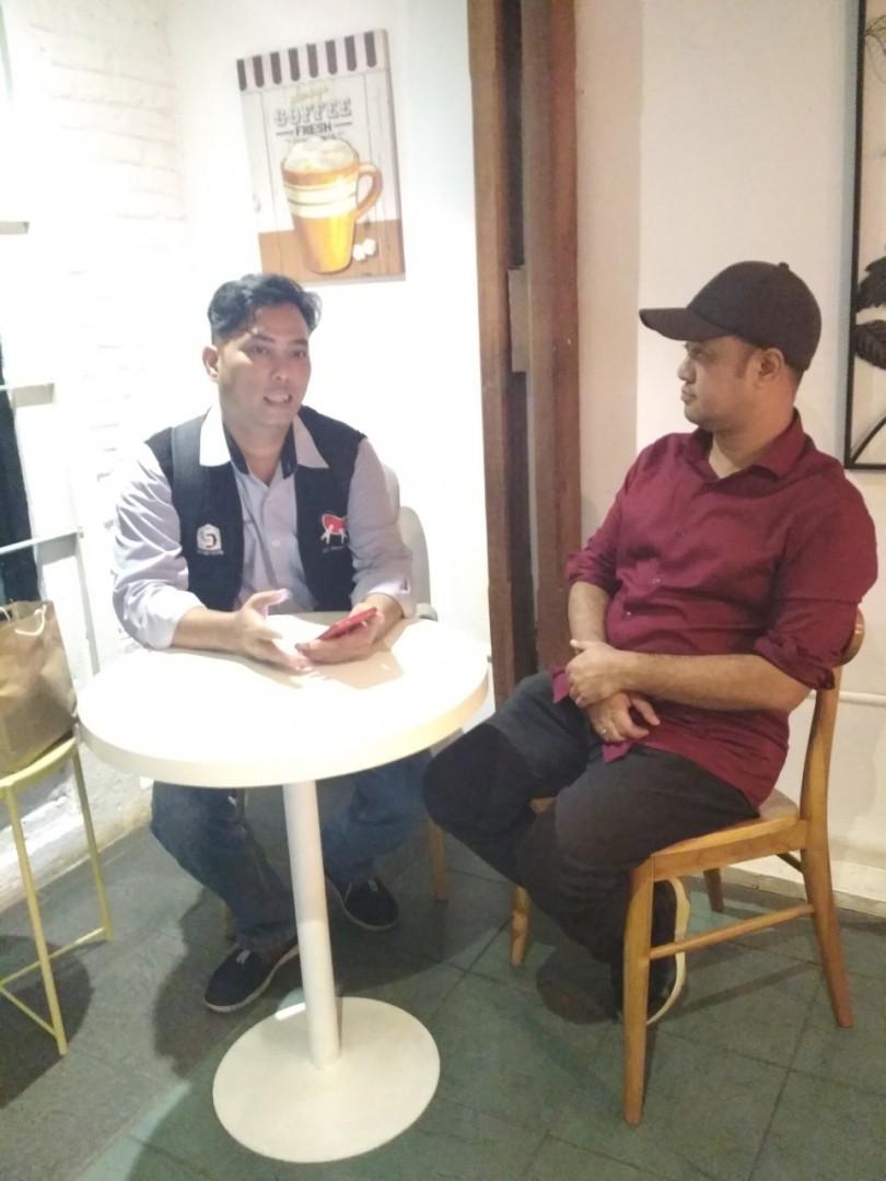 """Rizal Mantovani: Jadilah Bagian Gerakan """"We Create Agent Of Change"""""""