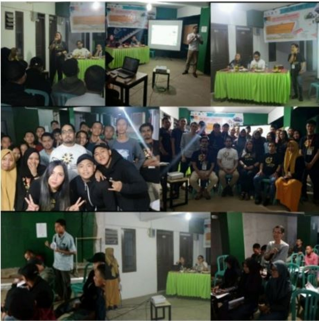Edukasi Empat Kecerdasan, WCAC Hadir di Aparkost Makassar